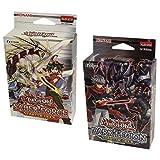 YuGiOh Saber Force & Dark Legion Starter Decks 1st Ed