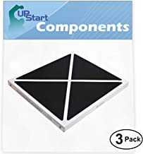 Upstart Battery 3-Pack Replacement for Hunter 30200 Air Purifier Filter - Compatible with Hunter 30930 Air Filter