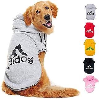 Ducomi Adidog - Sudadera con Capucha para Perros en Algodón