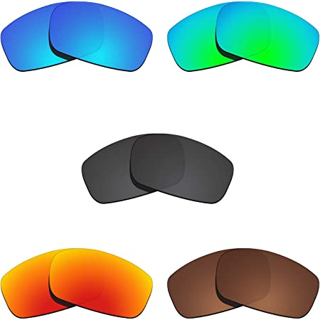 Red Polarized IKON Replacement Lenses For Costa Del Mar Diego