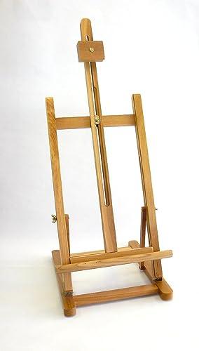 R-7052 - 10 x preiswerte Tischstaffelei, superpraktisch und  serst handlich robust, stabil und einfach zu handhaben, SUPERPREIS    einfach ideal für Schulklassen und Künstlerkollektive