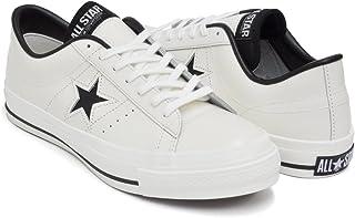 [コンバース] ONE STAR J [ワンスター メイド イン ジャパン 日本製] WHITE/BLACK 32346510
