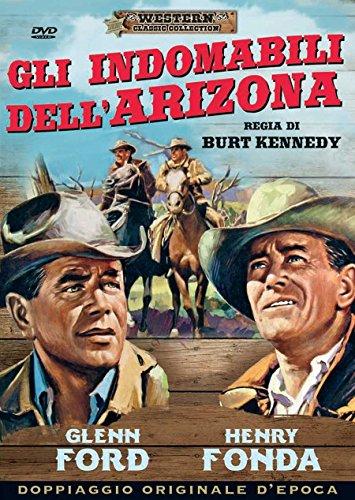Dvd - Indomabili Dell'Arizona (Gli) (1 DVD)