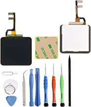 Unifix Full Repair Kit Touch Screen Digitizer Glass LCD Display Screen for iPod Nano 6th Generation Pre-Assembly + Toolkit with Adhesive