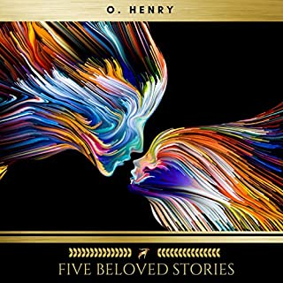 Five Beloved Stories by O. Henry audiobook cover art