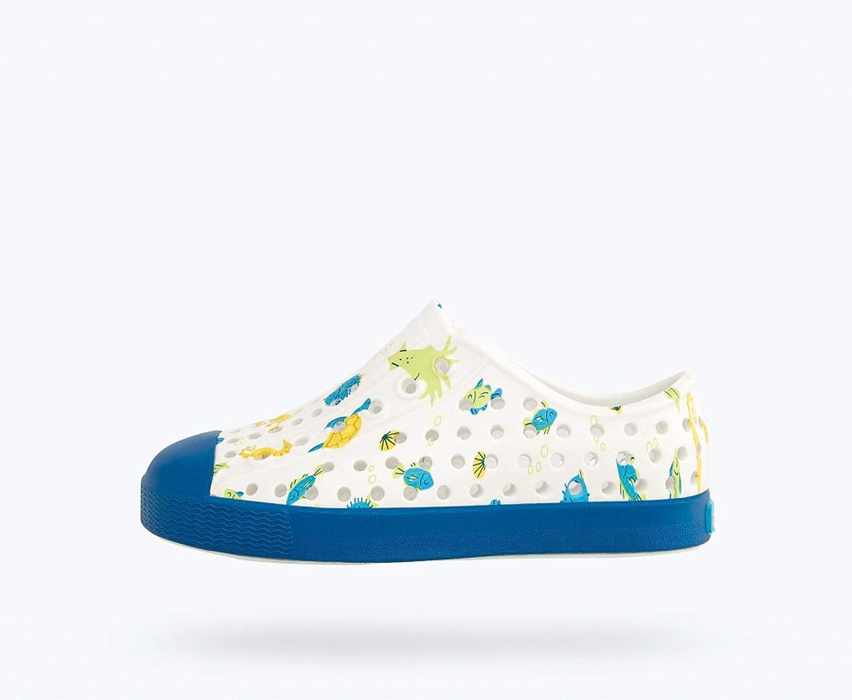Native Shoes Unisex-Child Jefferson Print Sneaker