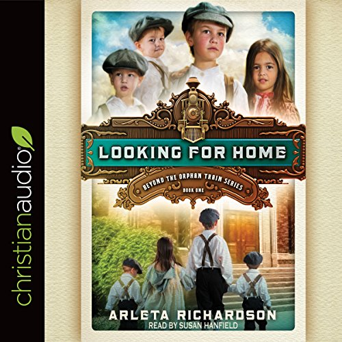 Looking for Home audiobook cover art