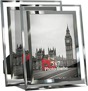 Best 5x7 glass picture frames Reviews