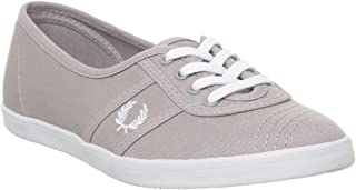 Fred Perry Aubrey Womens Sneakers Grey