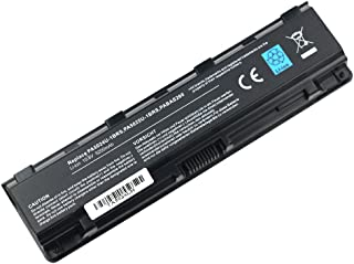 Bay Valley Parts New Laptop Battery for Toshiba SatelliteL850 C850,C855D,C855-S5206,C855-S5214,L850,P800,P845,P850,P870,P875Pro,P840D,P855D,PA5023U-1BRS,PA5024U-1BRS,PA5025U-1BRS,PA5026U-1BRS,PABAS259