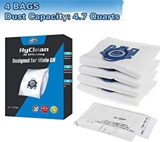 Home Gurus HyClean GN 3D Efficiency Dustbags (4 Bags,1...