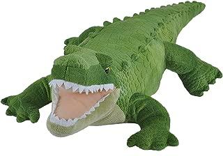 Wild Republic Green Alligator Plush, Stuffed Animal, Plush Toy, Gifts For Kids, Cuddlekins, 23