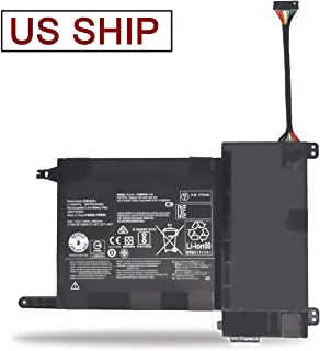 Emaks L14L4P23 Battery L14M4P23 for Lenovo IdeaPad Y700 Y701 Y700-15ISK 17ISK 15ACZ L14S4P22 5B10H22084-14.8V 60Wh