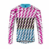 Uglyfrog 2018#49 Ciclismo Long Sleeve Cycling Jersey Hombres Manga Larga Primavera Maillots de Bicicleta de Ropa de Ciclo