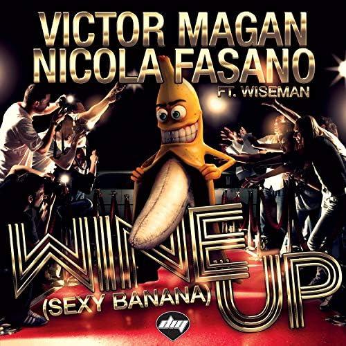 Victor Magan & Nicola Fasano feat. Wiseman