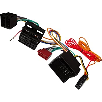 AERZETIX Cable adaptador autoradio para PARROT KML Kit Manos libre de coche vehiculos C12166