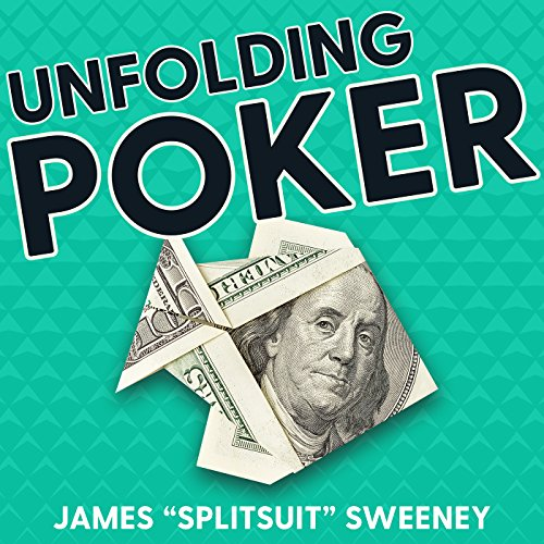 Unfolding Poker audiobook cover art