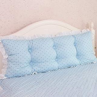 Memoria Almohada Almohada Doble de Largo Proteger la Columna Cervical Almohada Dormir (Color : Pillow D, Size : 150cm)