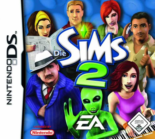 Electronic Arts The Sims 2 Nintendo DS™ - Juego
