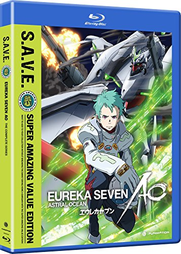 Eureka Seven AO - The Complete Series [Blu-ray]