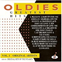 Oldies Greatest HIts/Volume 1 (1992-05-03)