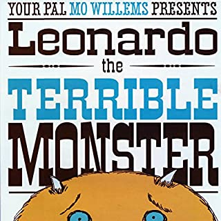 Leonard the Terrible Monster cover art
