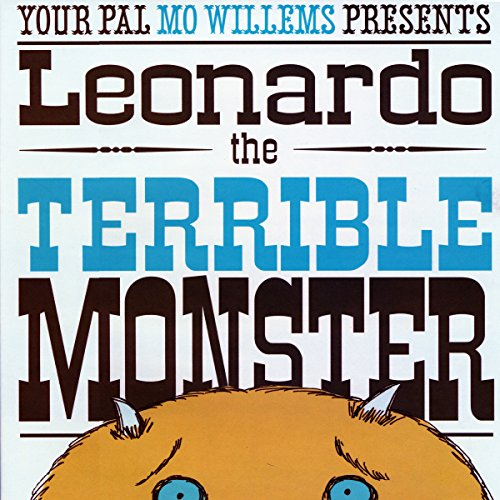 Leonard the Terrible Monster audiobook cover art