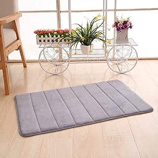 antiscivolo nulala per bambini assorbente per la casa adatto come tappeto per la camera da letto Tappetino da bagno in memory foam
