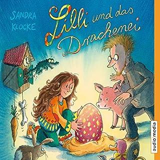 Lilli und das Drachenei Titelbild
