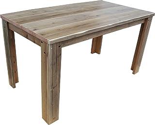 OLD ASHIBA(足場板古材)Aタイプ テーブル 幅1500×奥行800×高さ710mm 無塗装
