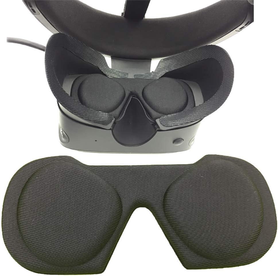 Anti-Rayures pour Oculus Rift S VR Anti-poussi/ère Black 1pcs XHXseller Coque de Protection pour lentilles de r/éalit/é virtuelle Taille Unique