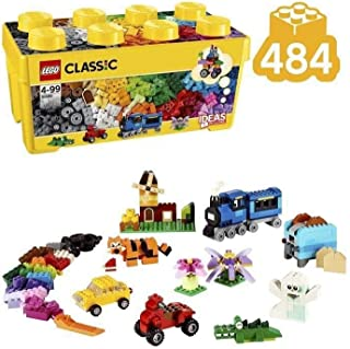LEGO 10696 Classic LaboîtedeBriquescréatives, Jeu de Construction