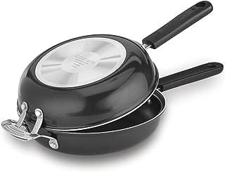 Cuisinart FP2-24BK Frittata 10-Inch Nonstick Pan Set - Black