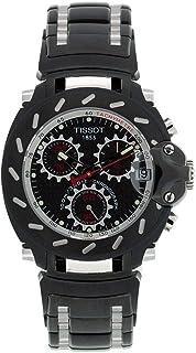 Tissot - T-Race T0114172220100 - Reloj de Caballero de Cuarzo, Correa de Acero Inoxidable Color