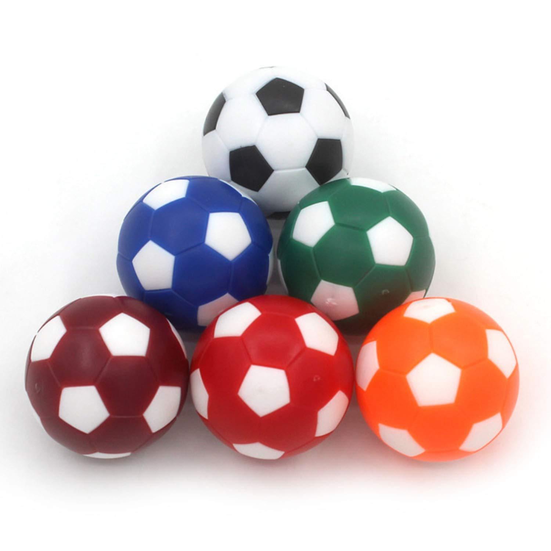 12 unidades de 32 mm mini futbolín modificación de la pelota de ...