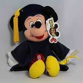 "Disney Bean Bag Plush Mickey Mouse Gradnite 8"""