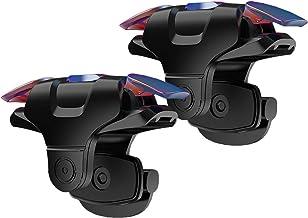 GOFOYO CK3 Mobile Triggers، Mobile Game Controller، Game Trigger for PUBG / Fortnite / Call of Duty، Shooter Sensitive Controller Joysticks Aim