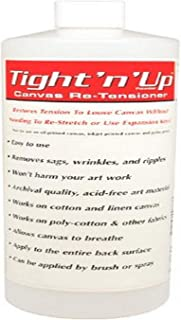 Masterpiece Artist Canvas Tight-n-Up Canvas Retensioner Refill, 32-Ounce