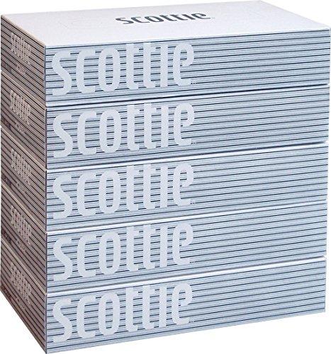 スコッティ ティシュー 得用400枚! 200組*5箱