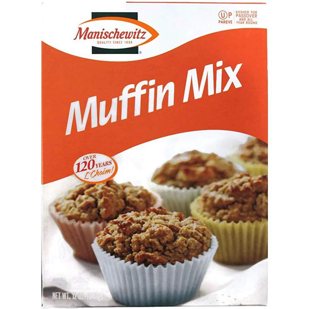 Manischewitz Muffin Mix Kosher For Box favorite 12 Passover Ounce Ranking TOP10