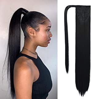 Best black hair in a ponytail Reviews