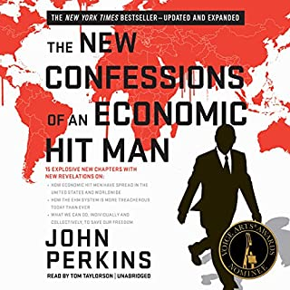 The New Confessions of an Economic Hit Man cover art