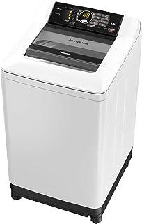 Panasonic 9 Kg Top Loading Fully Automatic Washing Machine, White - NAF90A1, 1 Year Warranty