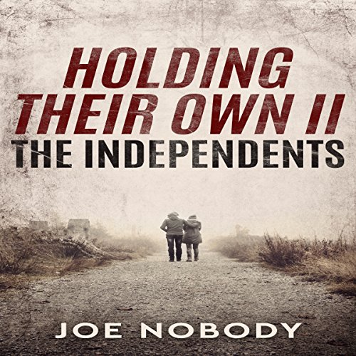 Holding Their Own II audiobook cover art