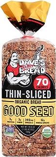 Dave's Killer Bread, Good Seed Killer Thin-sliced 70 Calories, Organic, 20.5 oz