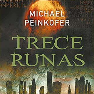 Trece runas [Thirteen Runes] audiobook cover art