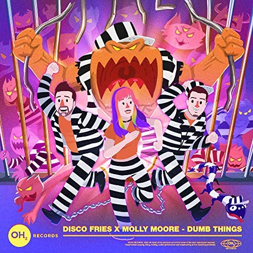 Disco Fries & Molly Moore