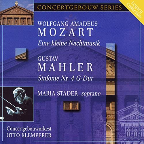 Concertgebouw Orchestra & Maria Stader