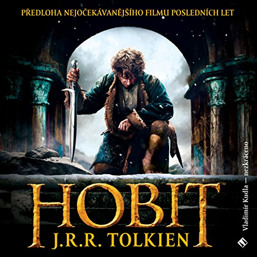 Hobit [Czech Version] audiobook cover art