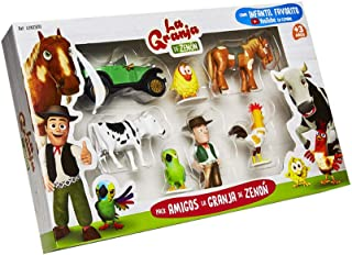 La Granja de Zenón - Pack Amigos La Granja de Zenón (LU82500)